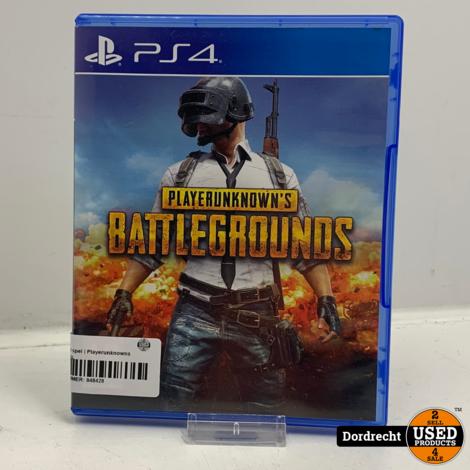 Playstation 4 spel | Playerunknowns Battlegrounds