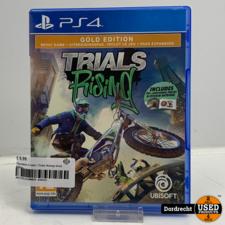 Playstation 4 spel   Trials Rising Gold Edition