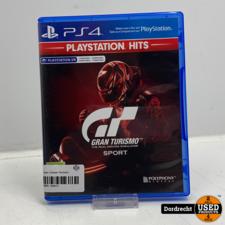 Playstation 4 spel | Grand Turismo Sport