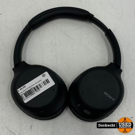 Sony WH-CH710N Bluetooth koptelefoon   Met garantie