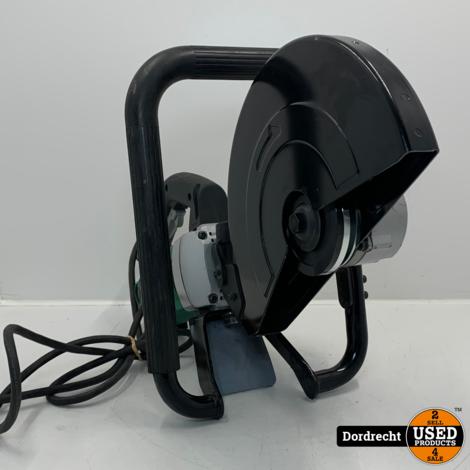 Hikoki CM12YUAZ Haakse doorslijpmachine | 305MM / 2400W / 230V | Op snoer | Met garantie