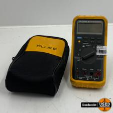 Fluke 87 Multimeter   Met hoes   Met garantie
