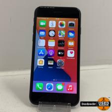 iPhone 7 32GB Zwart | Touch-ID stuk | Batterij 100% | Met garantie
