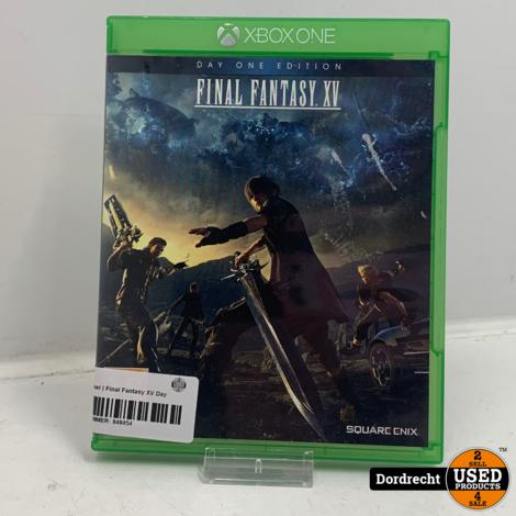Xbox one spel | Final Fantasy XV Day 1 Edition