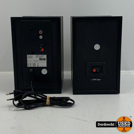 Hercules XPS 2.0 60 Actieve Speakers   Set van 2   Met garantie