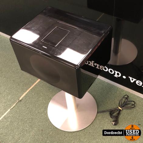 Geneva Sound System Model L Black internet radio systeem | Met AB | Met garantie