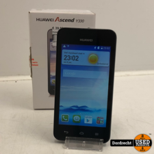 Huawei Ascend Y330 4GB   In doos   Met garantie