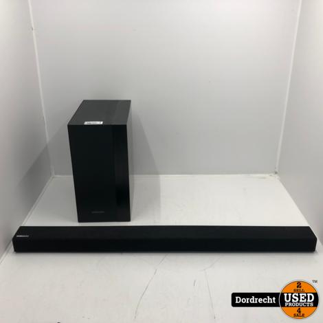 Samsung PS-WM20 Soundbar + Subwoofer   Met AB   Met garantie