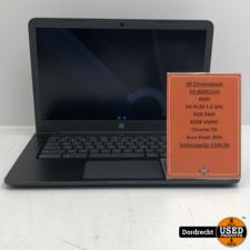 HP Chromebook 14-db0400nd | AMD A4-9120 2.2 GHz 4GB RAM 32GB eMMC Chrome OS | Met garantie