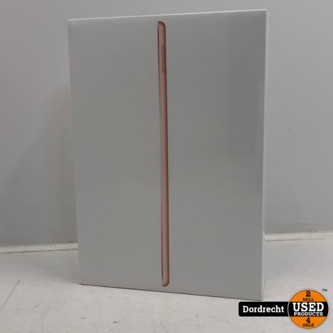 iPad 2020 (8th gen) 32GB WiFi gold   Nieuw in seal   Met garantie