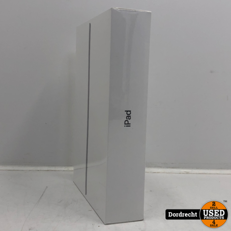 iPad 2020 (8th gen) 32GB WiFi silver | Nieuw in seal | Met garantie