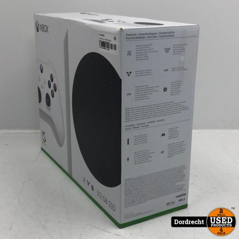 Xbox Series S 512GB all digital | Nieuw in seal | Met garantie