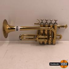 Jäger piccolo trompete | Zonder mondstuk