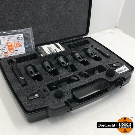 The t.bone DC 1200 microfoon set | Compleet | Met garantie