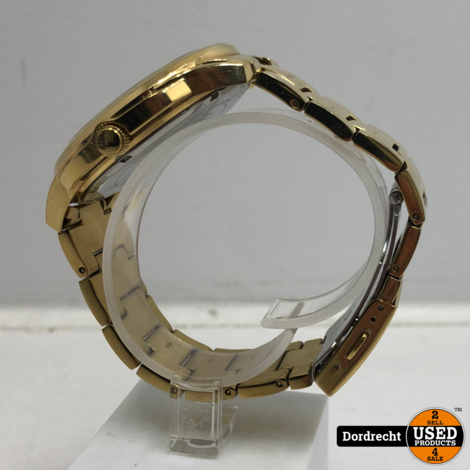 Guess W1177G4 Horloge Goud | Met garantie