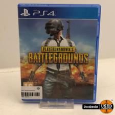 Playstation 4 spel   Playerunknowns