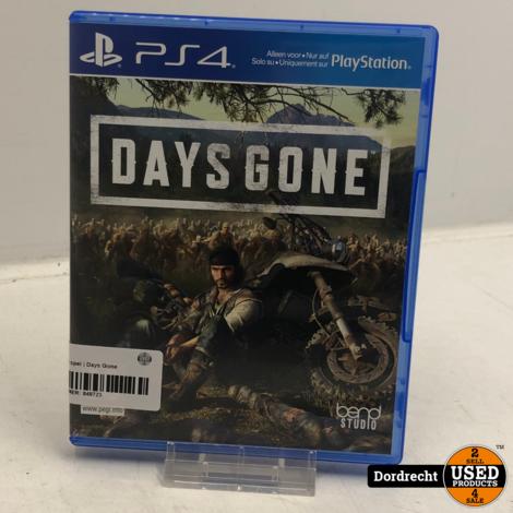 Plasystation 4 spel | Days Gone