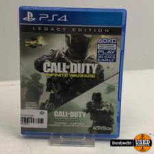 Playstation 4 spel | Call of Duty - Infinite Warfare Legacy Edition