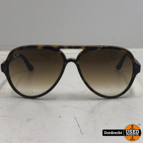 Rayban RB4125 zonnebril | Met originele bon | Met hoes