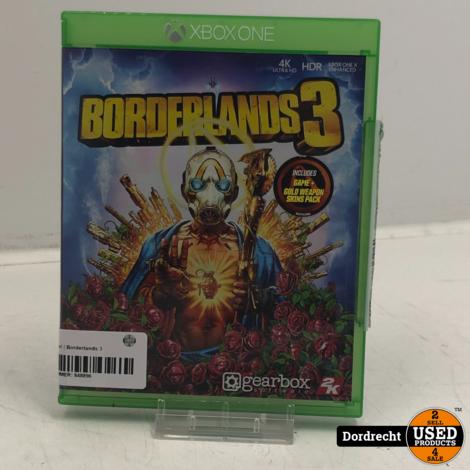 Xbox One spel   Borderlands 3