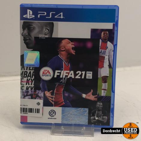 Playstation 4 spel | Fifa 21