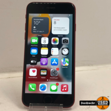 iPhone SE (2020) 64GB Rood | Met garantie