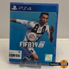 Playstation 4 spel   Fifa 19