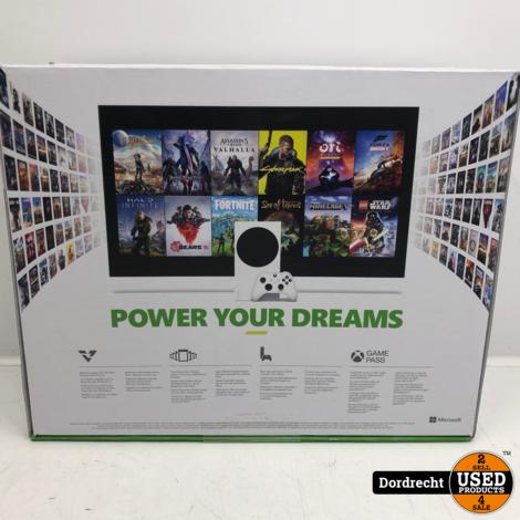 Xbox One Series S 512GB   Nieuw in doos   Met garantie