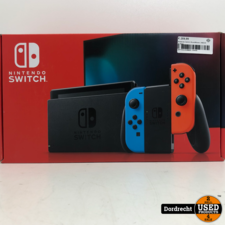 Nintendo Switch Rood/Blauw | Nieuw in doos | Met garantie