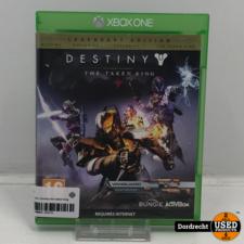 Xbox one spel   Destiny the taken king