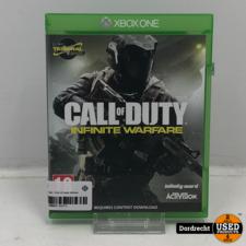 Xbox One spel   Call of duty infinite warfare