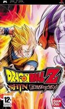 Dragon Ball Z Shin Budokai PSP I NETTE STAAT