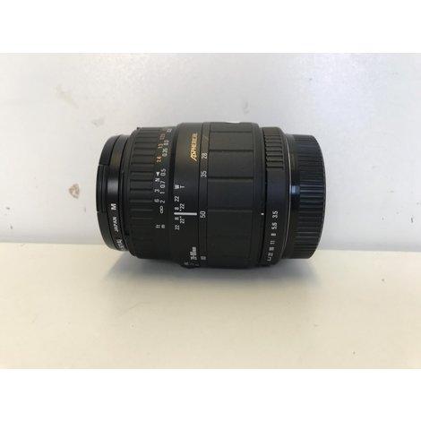 Sigma 28-80mm Lens I ZGAN MET GARANTIE