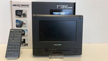Next Base Set van 2x 7inch Tablet DVD SPELER | NETTE STAAT