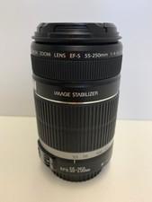 Canon EFS 55-250MM Lens | ZGAN MET GARANTIE