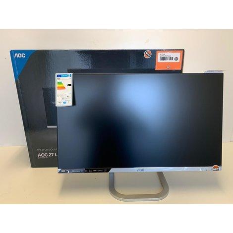 AOC PDS271 Ultra Wide 27 inch Monitor   NIEUW MET GARANTIE