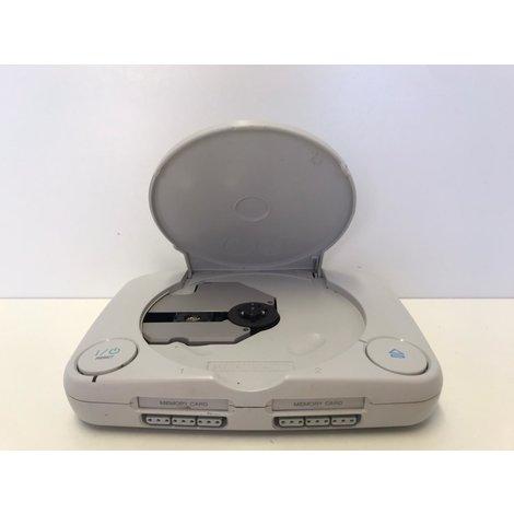 Sony PS one met twee controllers | GEBRUIKT MET GARANTIE