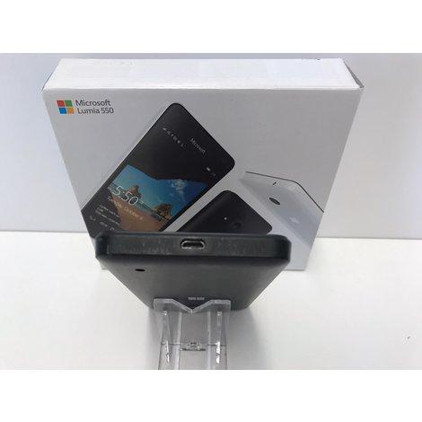 Nokia Lumia 550 Zwart | GEBRUIKT MET GARANTIE