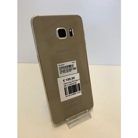 Samsung S6 Edge PLUS GOLD | ZGAN MET GARANTIE
