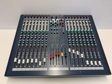 Soundcraft LX7 MK2 16-kanaals Mengpaneel   ZGAN MET GARANTIE