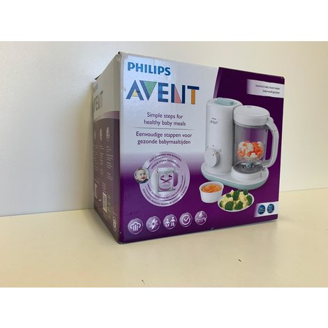 Philips Avent Baby Food Maker | NIEUW MET GARANTIE