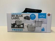 BK BK Blue Label 4-pannen I NIEUW IN DOOS