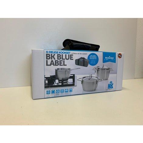 BK Blue Label 4-pannen I NIEUW IN DOOS