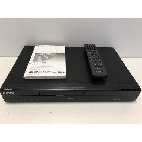Sony RDR-AT 105 HDD DVD-Recorder I ZGAN MET GARANTIE