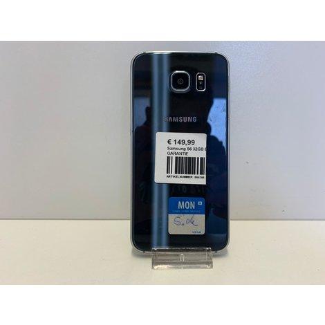 Samsung S6 32GB Blue | ZGAN MET GARANTIE