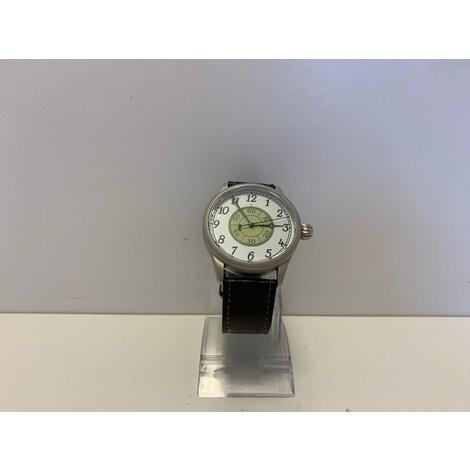 Genuine leather mannen horloge | ZGAN MET GARANTIE