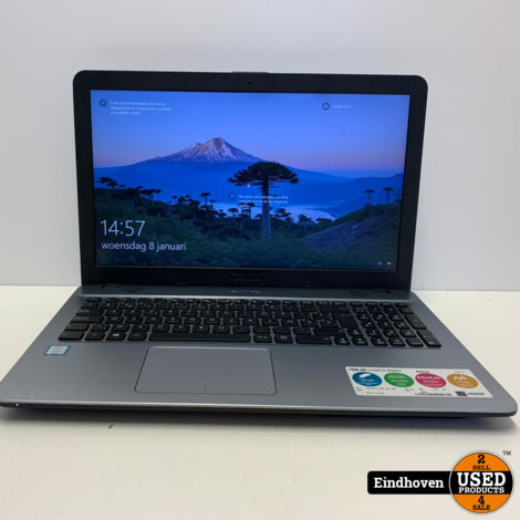 ASUS F541U Windows AZERTY Laptop | ZGAN MET GARANTIE