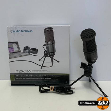 Audio-technica AT2020usb | ZGAN MET GARANTIE