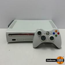xbox xbox 360 60GB met controller   ZGAN MET GARANTIE