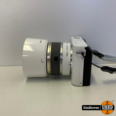Nikon 1 incl. lens 1 Nikkor 10-30 I GEBRUIKT MET GARANTIE